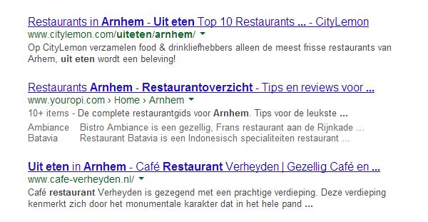 Google Arnhem